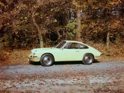Ein halbes Jahrhundert: Porsche feiert 50 Jahre Neunelfer - Teil II