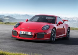 475 Schwaben-Pferde: Porsche enthüllt 911 GT3 in Genf