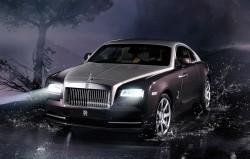 Rolls-Royce Wraith - der sportliche Gentleman