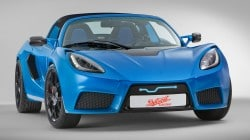 Erste Bilder vor Shanghai: Detroit Electric zeigt (E)Roadster SP:01