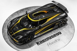 Volle Hundert: Koenigsegg bringt Gold-Renner Agera S Hundra