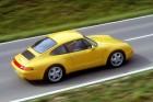Ein halbes Jahrhundert: Porsche feiert 50 Jahre Neunelfer - Teil V - Typ 993