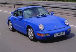Ein halbes Jahrhundert: Porsche feiert 50 Jahre Neunelfer - Teil IV