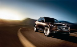 Was charakterisiert ein Luxus Auto? - Infiniti FX