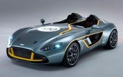 100 Jahre: Aston Martin feiert sich mit CC100 Speedster Concept