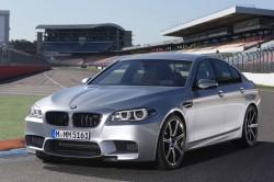 BMW M5 Facelift - Frischzellenkur für den Sportler