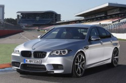 Frischzellenkur für den Sportler: BMW verpasst M5 Facelift