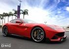 DMC Design bringt Ferrari F12 SPIA