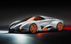 Kampfjet für die Straße: Lamborghini präsentiert Egoista