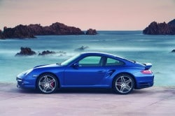 Porsche Carrera 911 Turbo - Typ 997