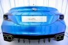 Weltpremiere in New York 2013: Subaru enthüllt WRX Concept