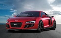75 Pferde mehr unter der Haube: Audi R8 V10 mutiert zum Abt R8 V10