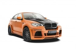 Aus BMW X6 wird Hamann Tycoon II M, mit 670 PS & 950 Nm