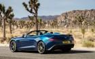Aston Martin bringt Vanquish Volante - das Super-Cabrio