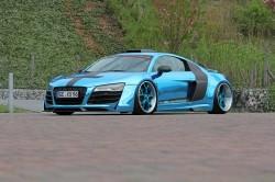 Drei X für Ingolstadt: XXX-Performance pimpt Audi R8 5.2 TFSI
