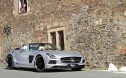 INDEN Design Mercedes-Benz SLS AMG Borrasca