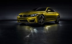 BMW M4 Concept in Pebble Beach vorgestellt