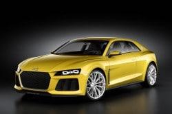 Audi Sport quattro concept auf der IAA vorgestellt