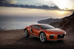 Audi nanuk quattro concept - Crossover-Konzept
