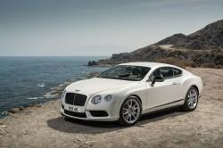 Bentley Continental GT V8 S - noch mehr Biss