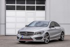 Rennversion: Mercedes-Benz zeigt CLA Racing Series auf der IAA