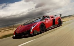 Jetzt auch als Roadster: Lamborghini enthüllt offenen Veneno
