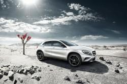 Mercedes-Benz GLA Edition 1 - Kompakt-SUV