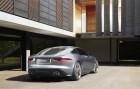 Jaguar F-Type jetzt auch als Coupé