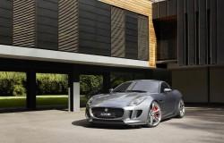 Jaguar F-Type jetzt auch als Coupé - LA Auto Show