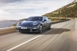 Porsche Panamera Turbo S mit noch mehr Power - Tokyo 2013