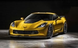 GM zeigt Corvette Z06 2015 - die Power-Vette