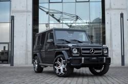 Mercedes-Benz G-Klasse dezent aufgefrischt: MEC Design G63 AMG