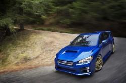 Subaru WRX STI mit 305 PS in Detroit vorgestellt