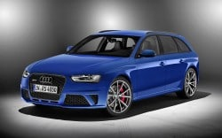 Audi RS 4 Avant Nogaro Selection - Hommage an RS2