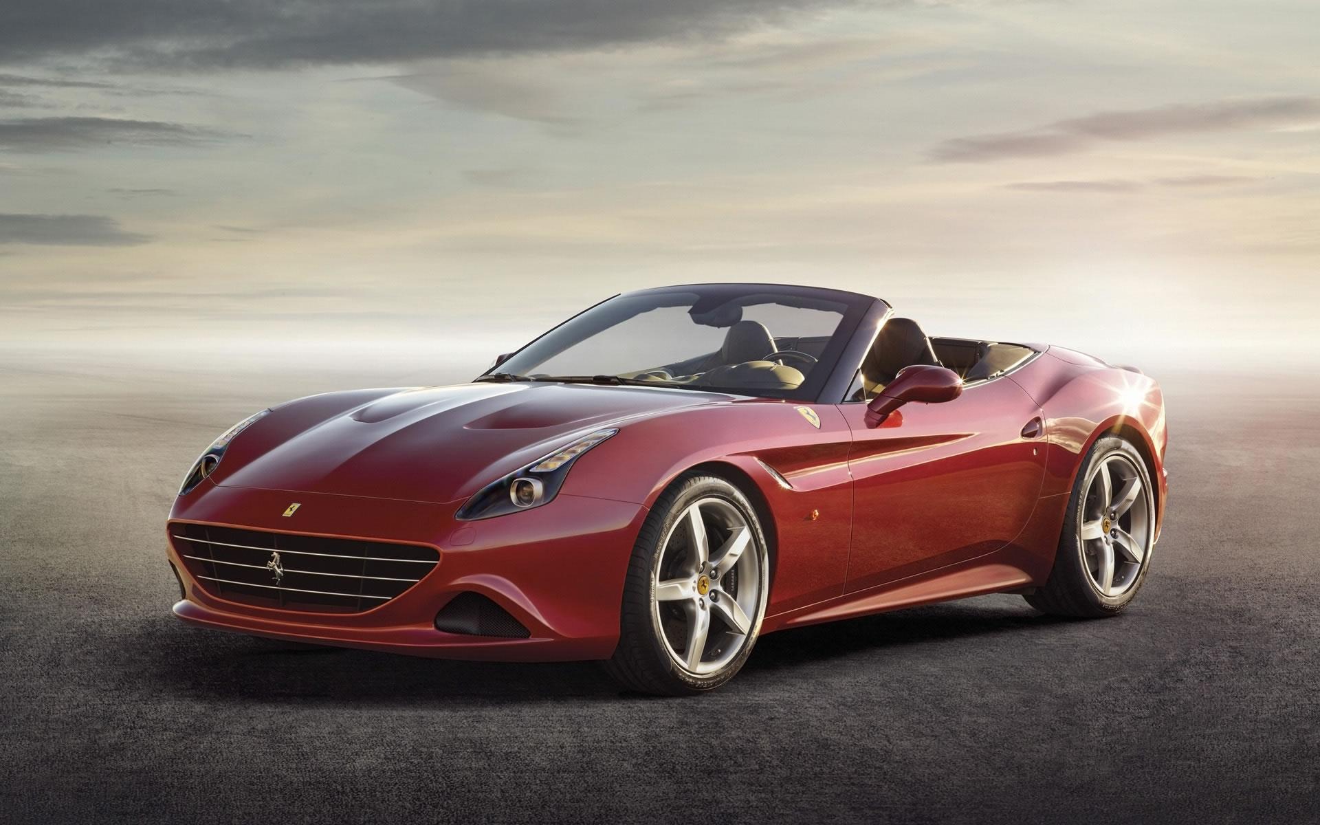 Ferrari California T 2014 mit Doppelturbo vorgestellt ...