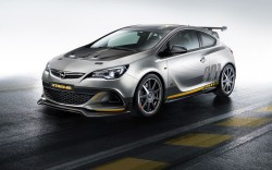 Opel Astra OPC Extreme mit über 300 PS - Genf 2014