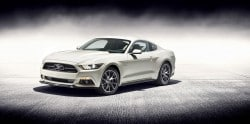 Ford Mustang GT Fastback 50 Year Limited Edition - Pony Sondermodell