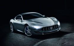 Maserati Alfieri: 911er-Gegner auf Genfer Autosalon 2014 präsentiert