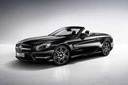 Mercedes-Benz SL 400: Start-up mit neuer Kraft