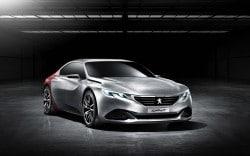 Peugeot Exalt: Löwen zeigen 340-PS-Studie in Peking/China