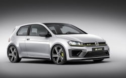 VW Golf R 400 - Power-Golf für Peking
