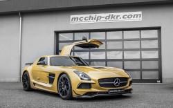 Chiptuner mcchip-dkr pimpt Mercedes SLS AMG