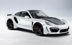 TopCar Stinger GTR - getunter Porsche 911 Turbo