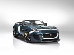 Für Puristen: Jaguar F-Type Project 7 geht in Serie