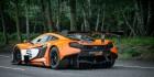 McLaren 650S GT3: Briten zeigen neuen GT3-Sportler in Goodwood