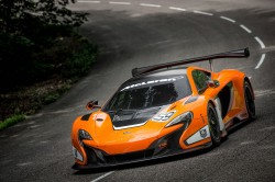McLaren 650S GT3: Briten zeigen neuen GT3-Sportler in Goodwood