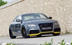 Daytona lässt grüßen: Senner schärft Audi RS5 Coupé nach