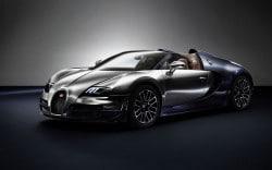 Bugatti Veryon Grand Sport Vitesse Legend Ettore Bugatti