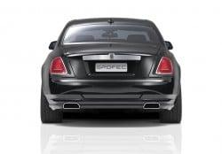 SPOFEC veredelt Rolls-Royce Ghost