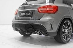 BRABUS tunt AMG Mercedes GLA auf 400 PS